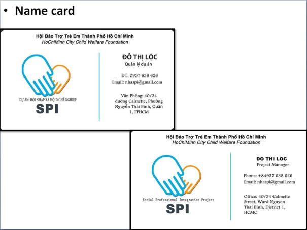 SPI namecard